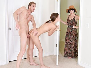 Karter Foxxx Cool Stepdad Lets It Slide