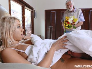 Katie Morgan Only Stepson Can Eat Her Pussy Well