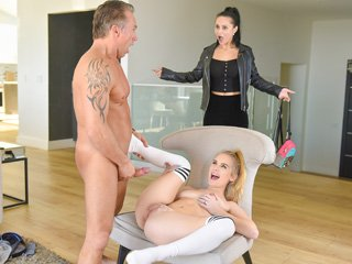 Natalie Knight Sneaky Stepdaughters Fuck Best
