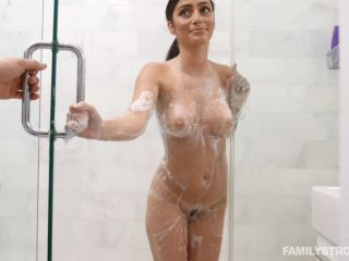 Jasmine Vega Shower Together? Won't It Be Awkward?