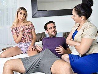 Paisley Bennett Supervised Stepsibling Sex